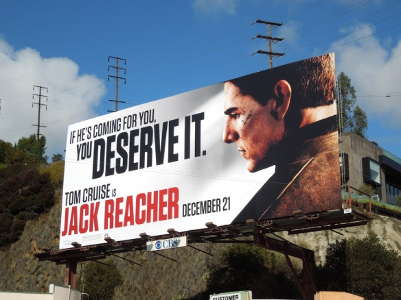 Jack Reacher Billboard