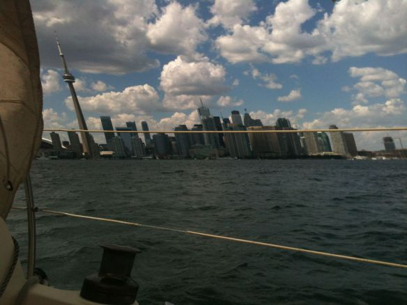 city from boat