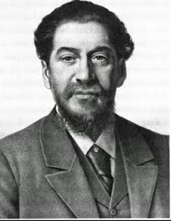 Baron Ignace von Ephrussi