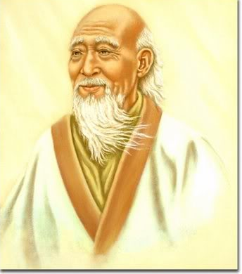 Lao Tsu, author of the I CHing (Book of Changes)